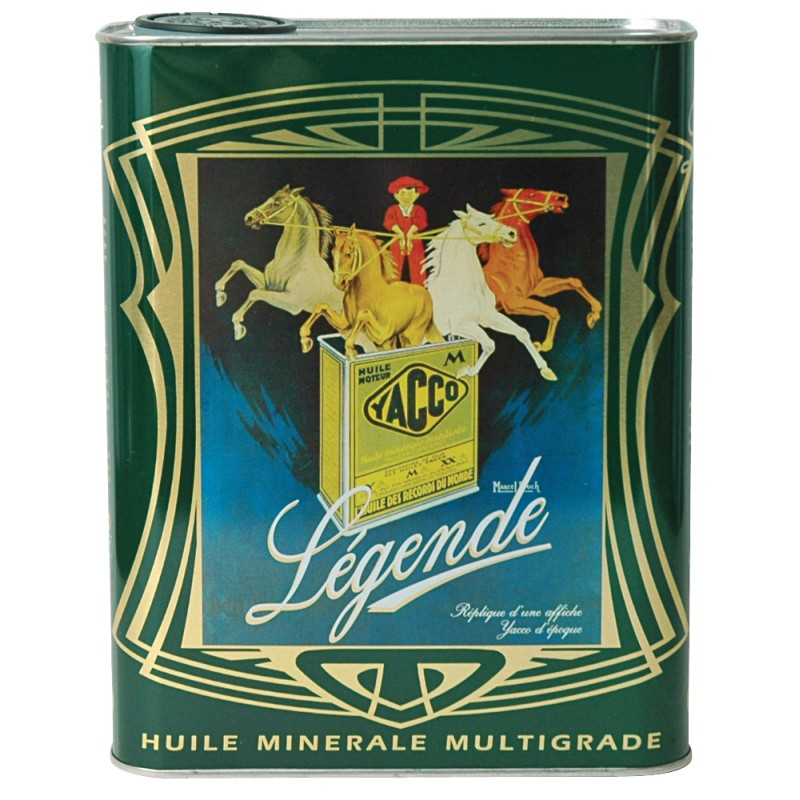 LEGENDE MULTIGRADE SAE 15W-50